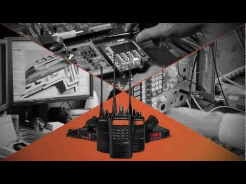 New eVerge DMR Digital Two-Way Radios by Vertex Standard