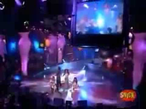Play & Chris Trousdale Singing I'm Gonna Make You Love Me Live On All That video