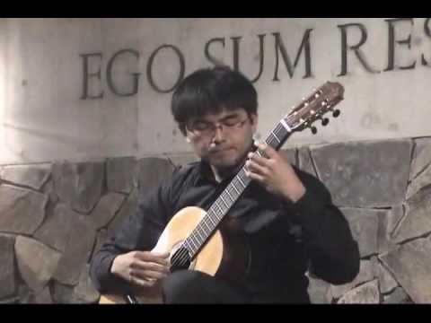 Fumiaki KONDO(近藤史明) plays Introduction et Caprice Op.23 - Giulio REGONDI