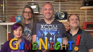 XCOM: The Board Game - GameNight Se3 Ep6