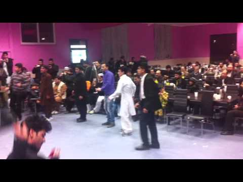 New pashto Attan in germany 2013