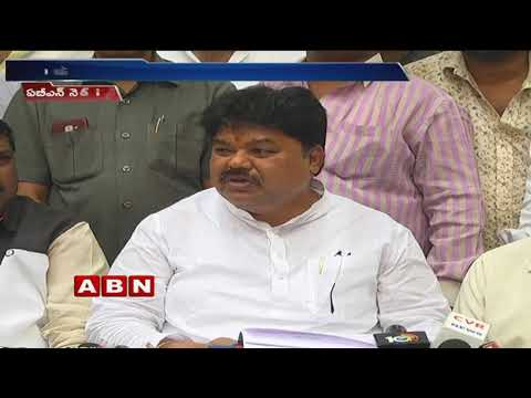 TRS MLC Ramulu Naik suspended from TRS Party | ABN Telugu