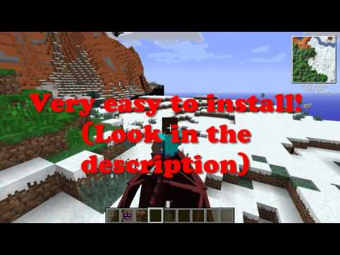 Minecraft 1.5.1 - 20 Mods Pack REVIEW (+ Download)