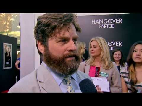 The Hangover Part III - World Premiere Highlights