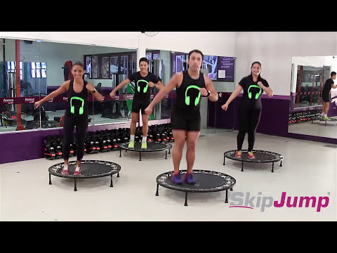 SKIP JUMP MIX 9 - by Tatiana Trévia