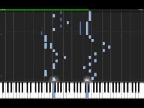 D. Gray Man - Lala's Lullaby (Synthesia)