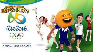 Annoying Orange plays - Rio 2016 Olympic Games