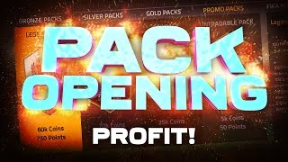FIFA 16 PACK OPENING PROFIT!