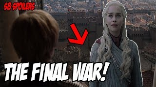 The Final War EXPLAINED! Game Of Thrones Season 8 (Spoilers)