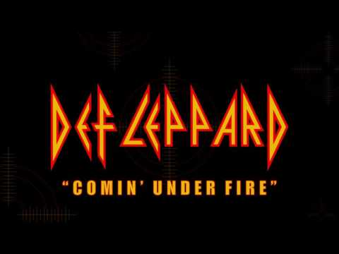 Def Leppard - Comin Under Fire