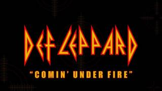 Download Lagu Def Leppard - Comin' Under Fire (Lyrics) Official Remaster Gratis STAFABAND