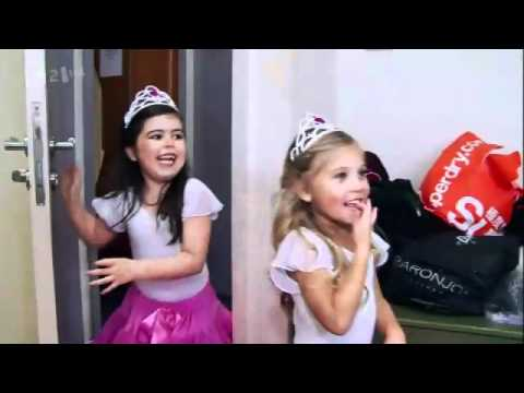 Sophia Grace and Rosie are in the building   The X Factor   Video