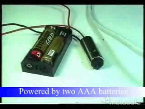 Jak Zrobić Laser Z DVD-roma ? Film 2