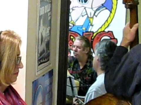 Holiday in Hicksville~ Dan Hicks on the Ham Jam in December 2009