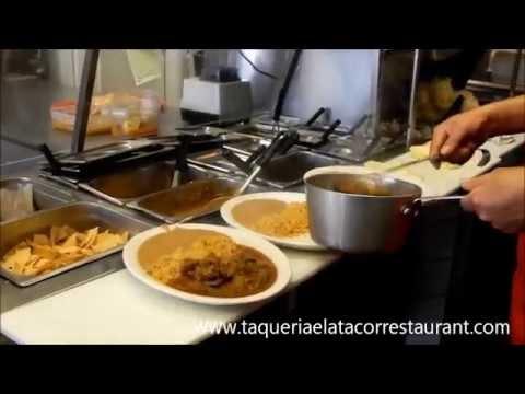"""Restaurante Mexicano """"Taqueria El Atacor"""" en INGLEWOOD, CA"""