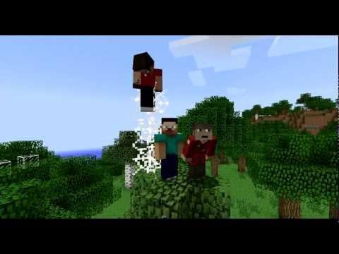 Minecraft Trolling: Redstone/Traps (Part 2) (ItsJerryAndHarry)