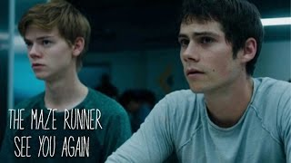 The Maze Runner | See You Again