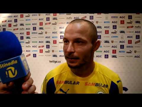 Rozhovory po utkání s Karvinou (21.10.2017)