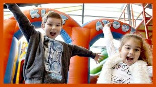 Fun Indoor Playground for Kids at Kidz About