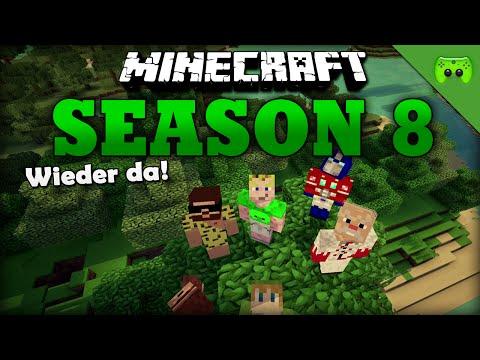 WIEDER DA «» Minecraft Season 8 # 1 HD