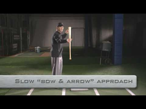 Baseball Hitting Tips with Don Mattingly.  : Stride and weight transfer