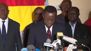 Cameroon election: Maurice Kamto claims victory, ruling party denies