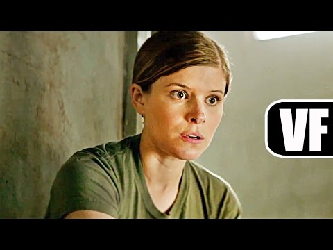 MEGAN LEAVEY Bande Annonce VF (2017) Kate Mara, Guerre streaming vf
