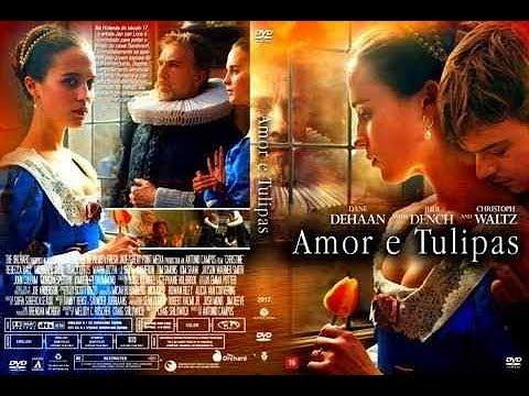 Amor e Tulipas. Romance Dublado em HD 2018
