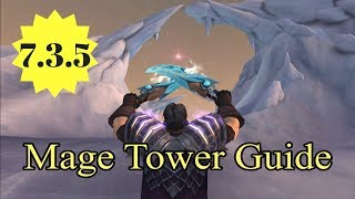 Subtlety Rogue Mage Tower: Guide and Commentary