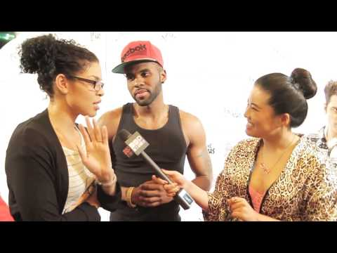 Jordin Sparks and Jason Derulo Talks Collaboration and Perez Best Gift Ever!