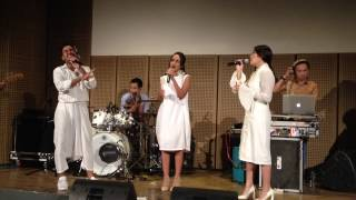 Gamaliel Audrey Cantika (GAC) - Indonesian Songs Medley at Galeri Indonesia Kaya