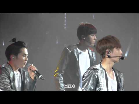 150718 The EXO'luXion in Beijing MAMA CHANYEOL Focus