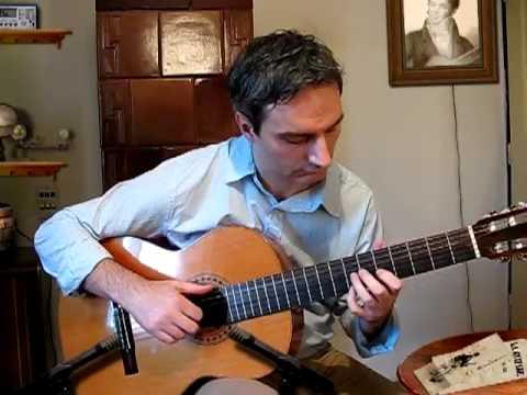 Fernando Sor - Melody On An E String