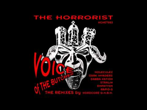 The Horrorist - Voice Of The Butcher (Dark Invaders Remix) - NC-NET-003