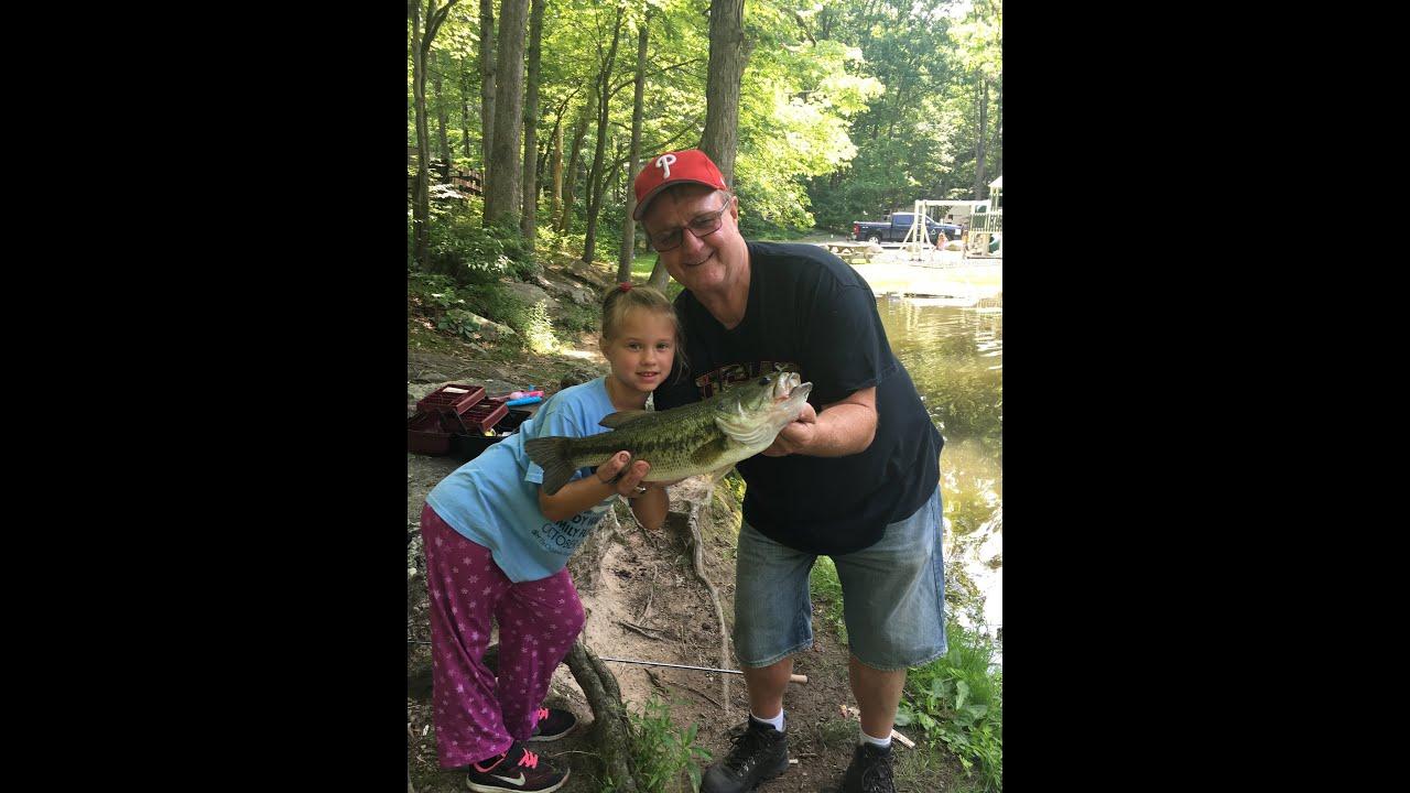 06 24 16   FUTI Fishing   Adventure Bound Camping Resorts   Oak Creek    Narvon  PA