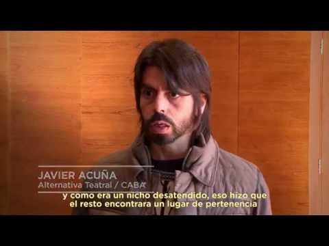 Emprendedores: Javier Acuña - Artes escénicas. Foro Argentina Creativa