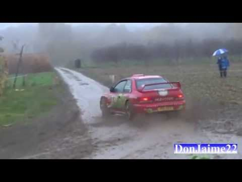 Xtreme Rally in Europe, Car carsh, 1ª Part
