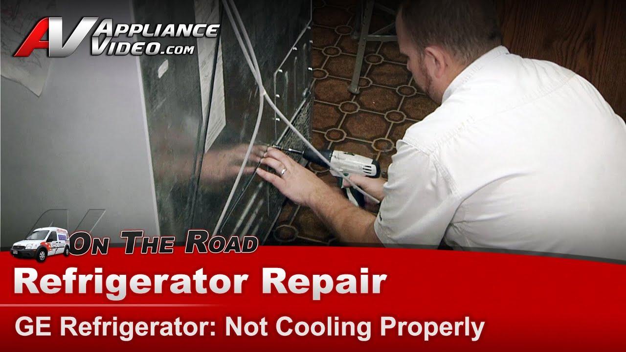 Refrigerator Repair Amp Diagnostic Not Cooling Ge Rca