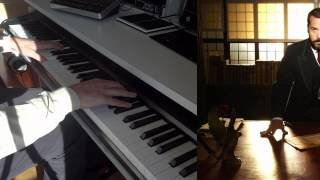 Mr Selfridge movie theme - Roland BK-7m