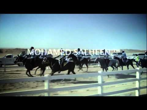 horse racing on YAS channel ad tv , abu dhabi sports channels 2015