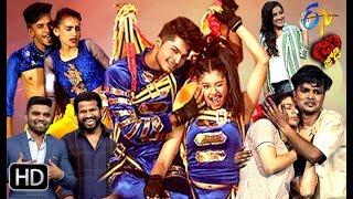 Dhee Jodi Quarter Finals | 31st July 2019   | Full Episode | ETV Telugu