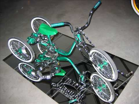 Custom Cartel lowrider bicycle club Music Videos