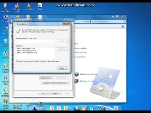 How to solve SSL Certificate error.