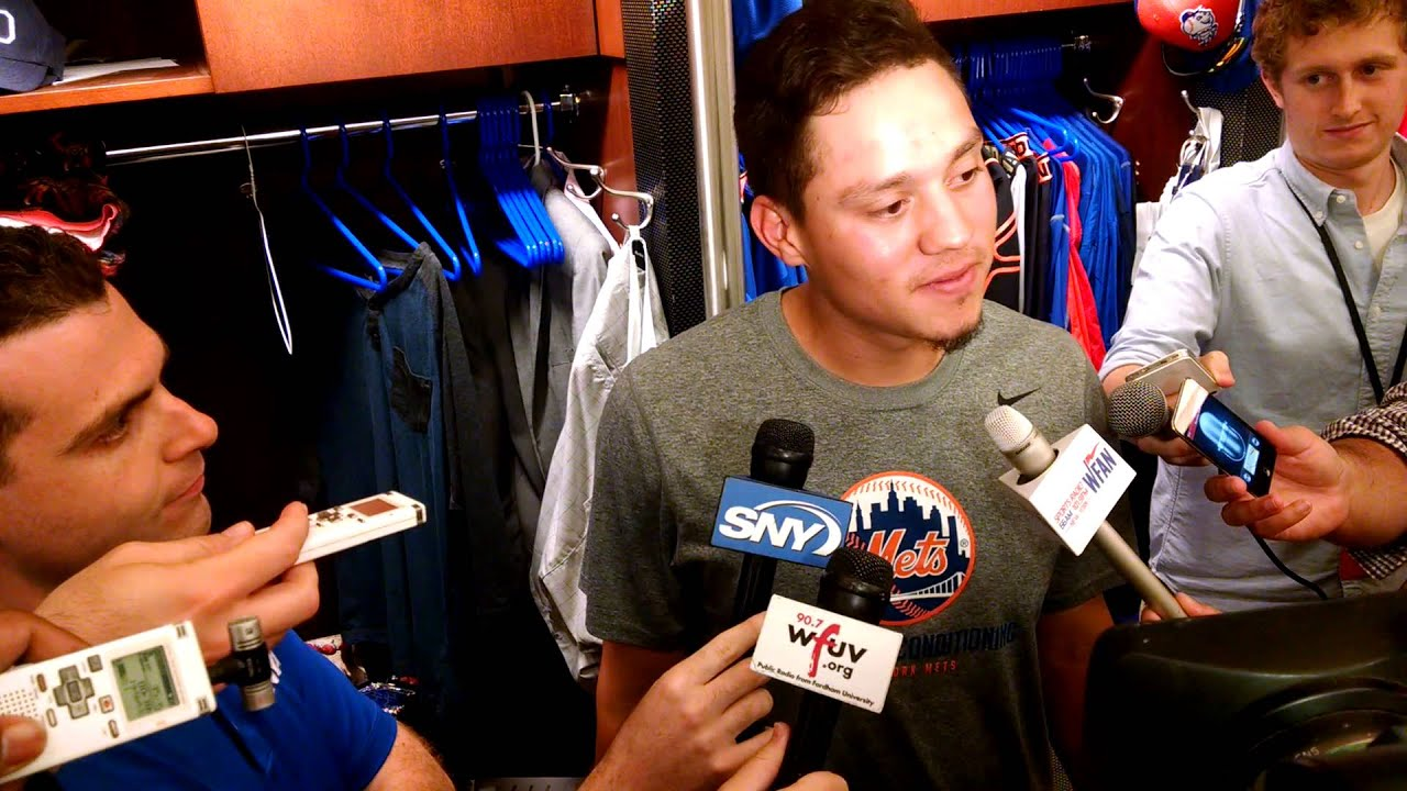 Mets' Wilmer Flores goes from tears to hero