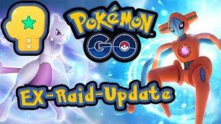 Deoxys EX-Raid-Update - Geniale Änderungen! | Pokémon GO Deutsch #728