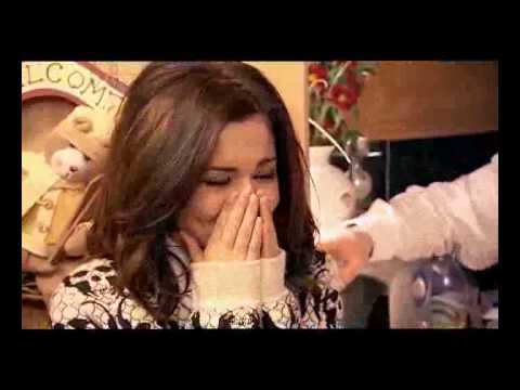 Cheryl Cole & Kimberley Walsh - X Factor Highlights 12.12.09