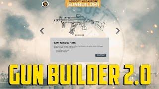 Airsoft Megastore - Gun Builder 2.0