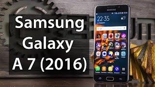 Samsung Galaxy A7 2016 обзор. Опыт использования Galaxy A7 2016 и отзыв пользователя от FERUMM.COM
