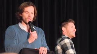 Jensen and Jared Talk About Richard Directing- Torcon 2015