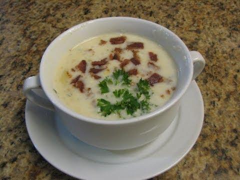 Cream Cheese Potato Soup - Lynn's Recipes